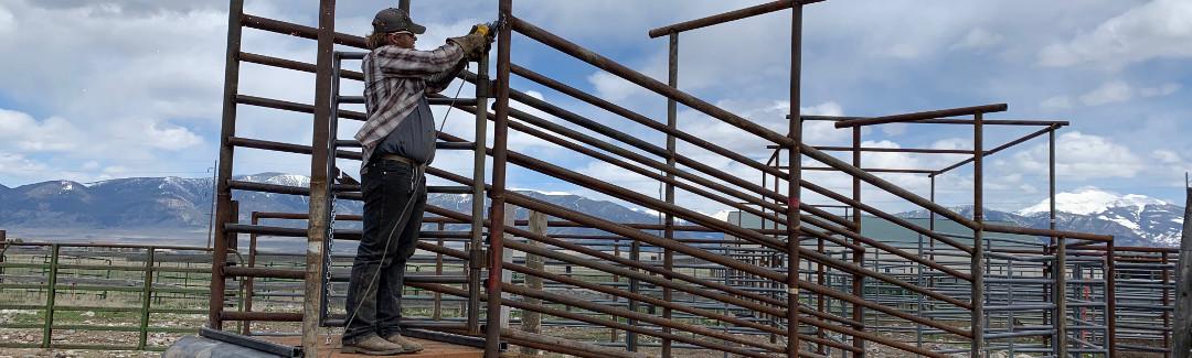 Ruby Valley Fence Co. Fencing Services | Corral Fencing | Twin Bridges, MT