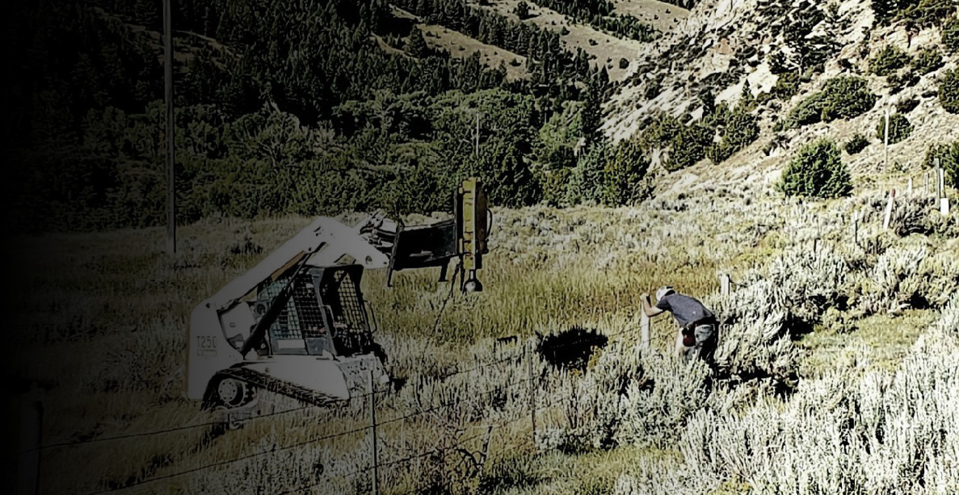RESIDENTIAL FARM & RANCH FENCING RUBY VALLEY FENCE CO.